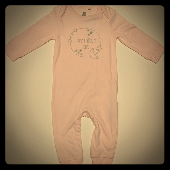 2 X Age 12-18 Months Playsuits From Bluezoo Baby & Toddler Clothing